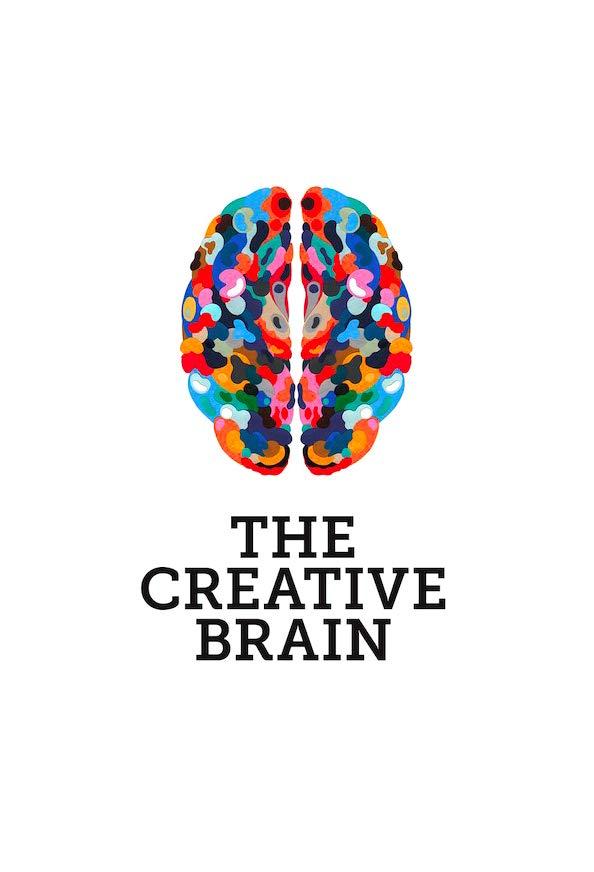 The Creative Brain kapak