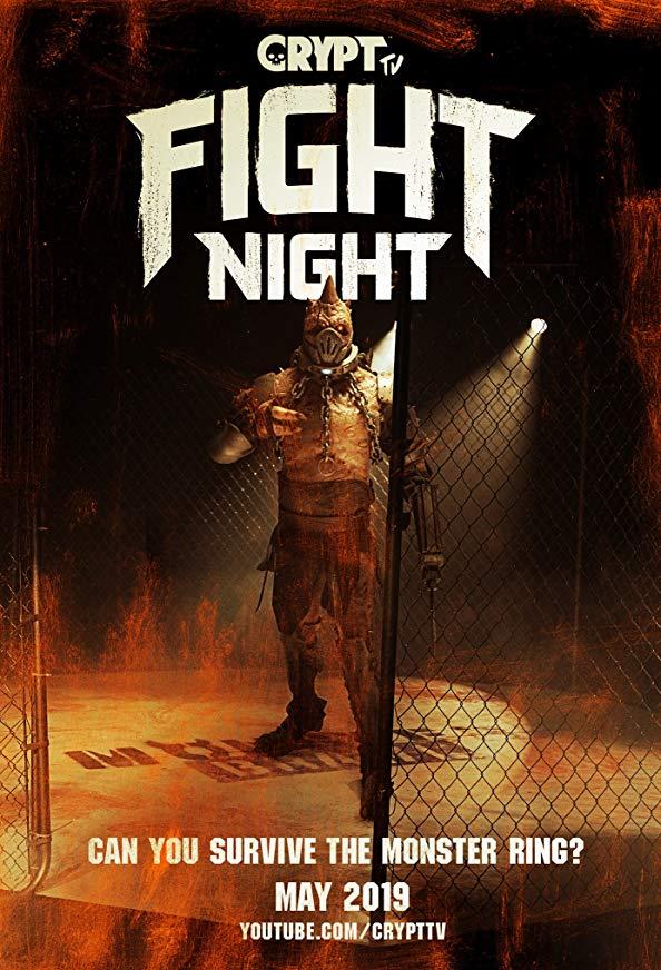 Fight Night kapak
