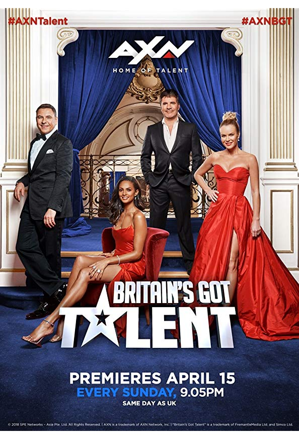 Britain's Got Talent kapak