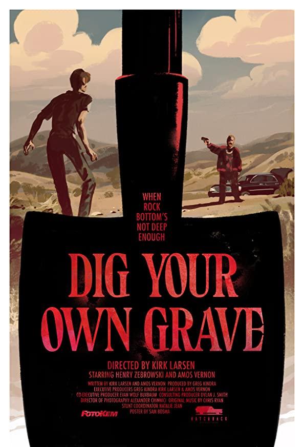 Dig Your Own Grave kapak
