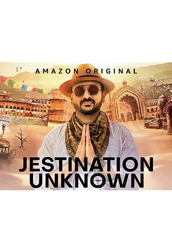 Jestination Unknown kapak