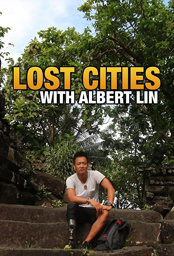 Lost Cities with Albert Lin kapak