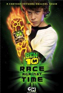 Ben 10: Race Against Time kapak