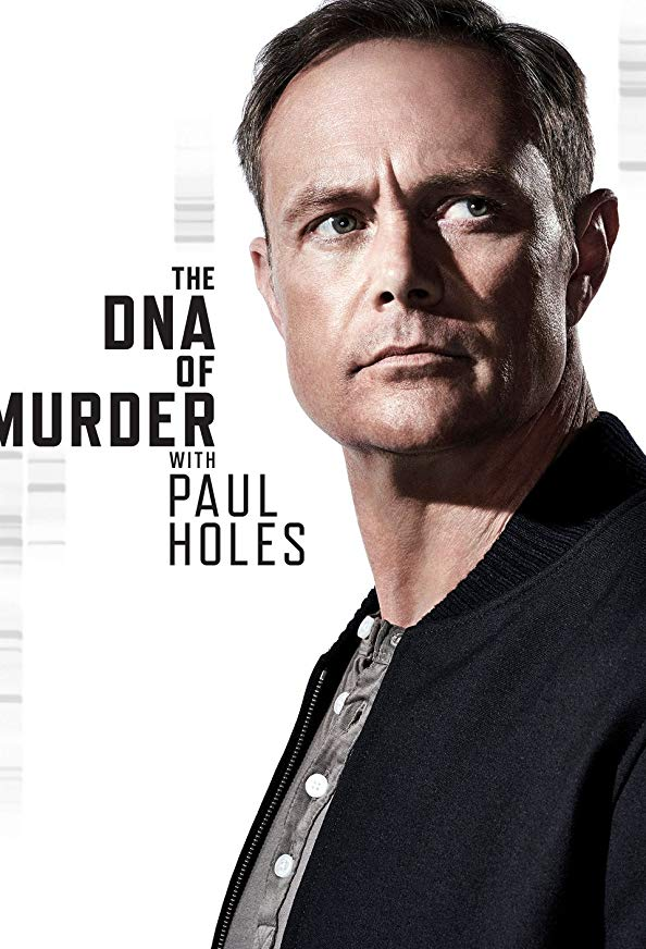The DNA of Murder with Paul Holes kapak