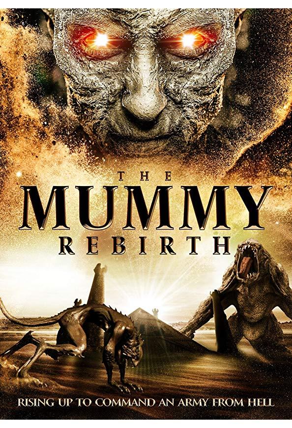 The Mummy Rebirth kapak