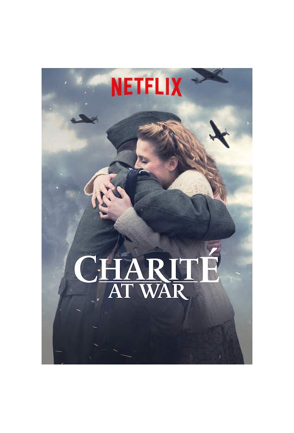 Charité at War kapak