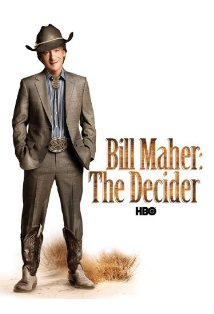 Bill Maher: The Decider kapak