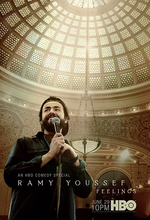 Ramy Youssef: Feelings kapak