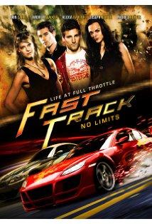 Fast Track: No Limits kapak