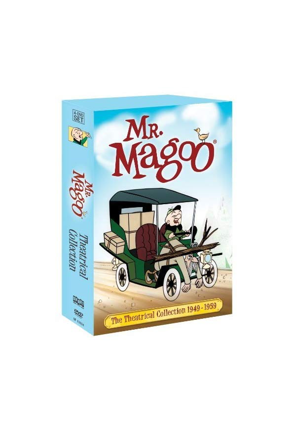 Mister Magoo kapak