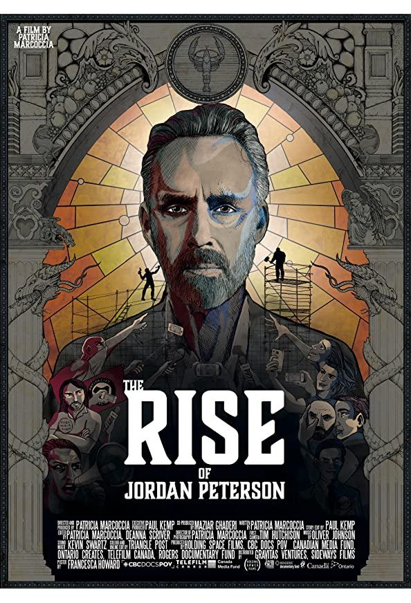The Rise of Jordan Peterson kapak