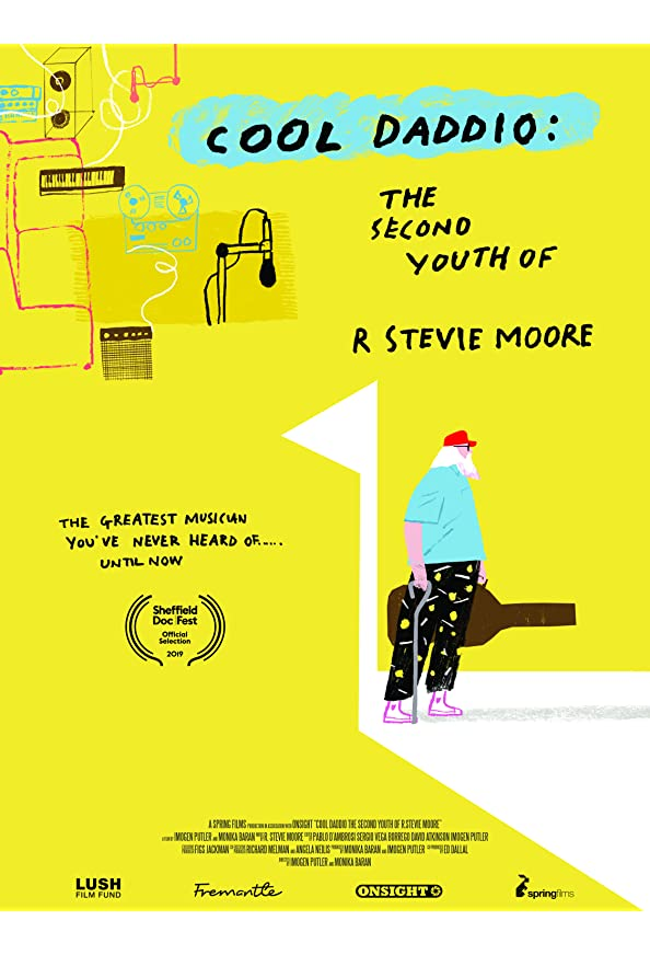 Cool Daddio: The Second Youth of R. Stevie Moore kapak