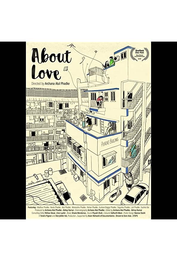 About Love kapak