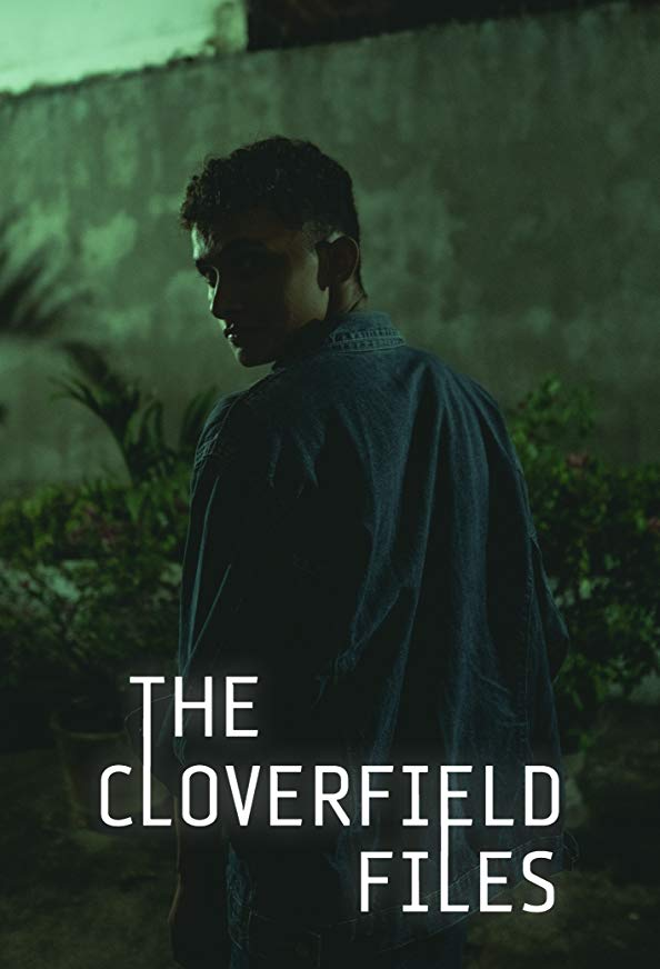 The Cloverfield Files kapak