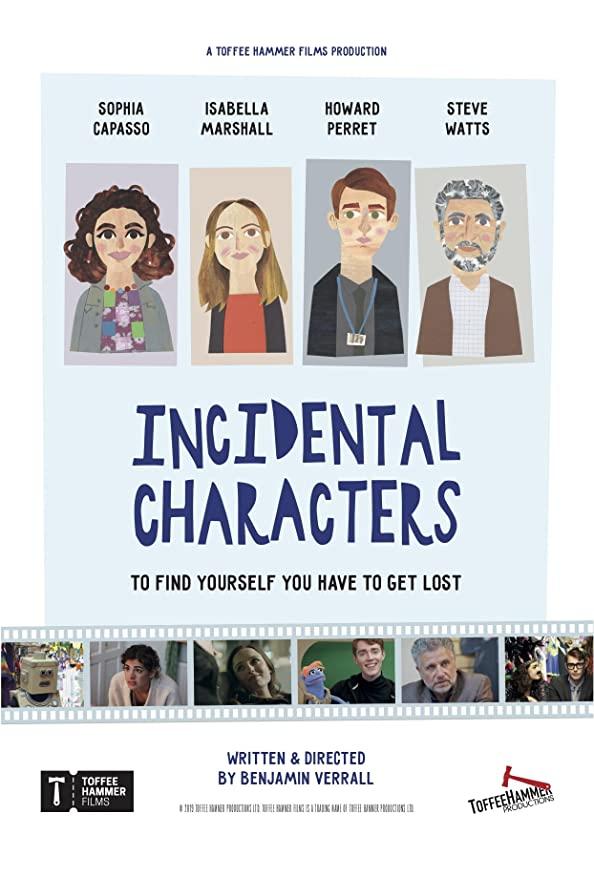 Incidental Characters kapak