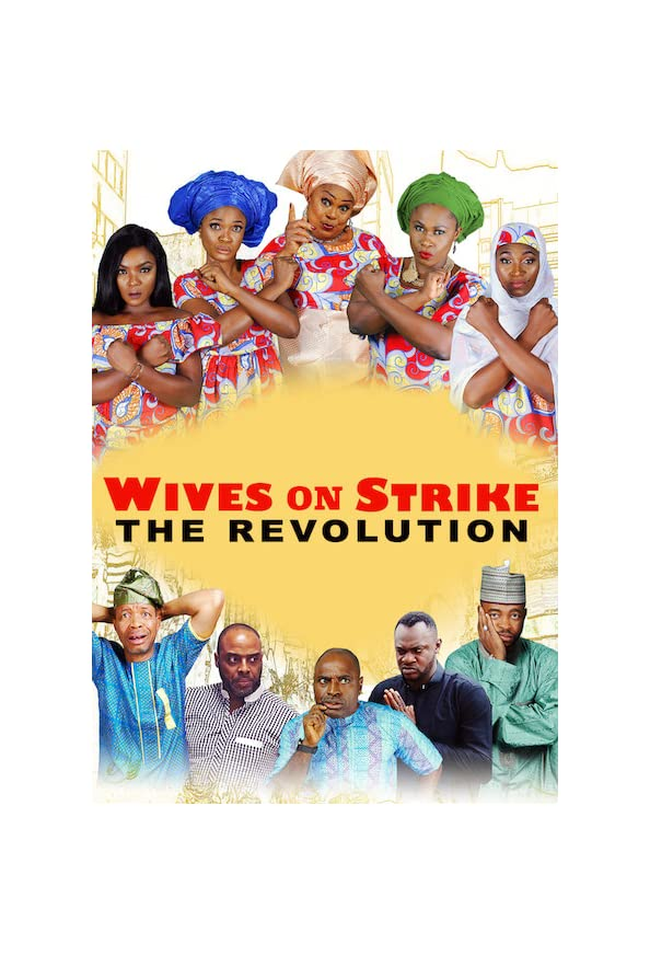 Wives on Strike: The Revolution kapak