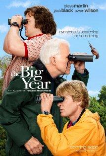 The Big Year kapak