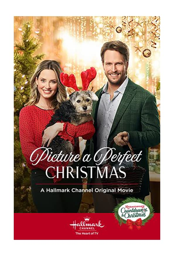 Picture a Perfect Christmas kapak