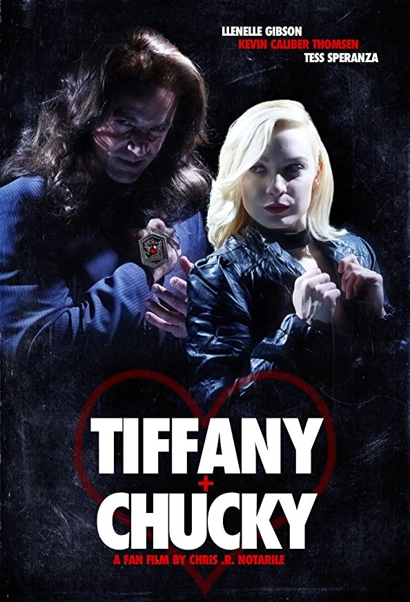 Tiffany + Chucky kapak