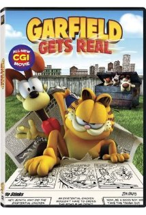 Garfield Gets Real kapak
