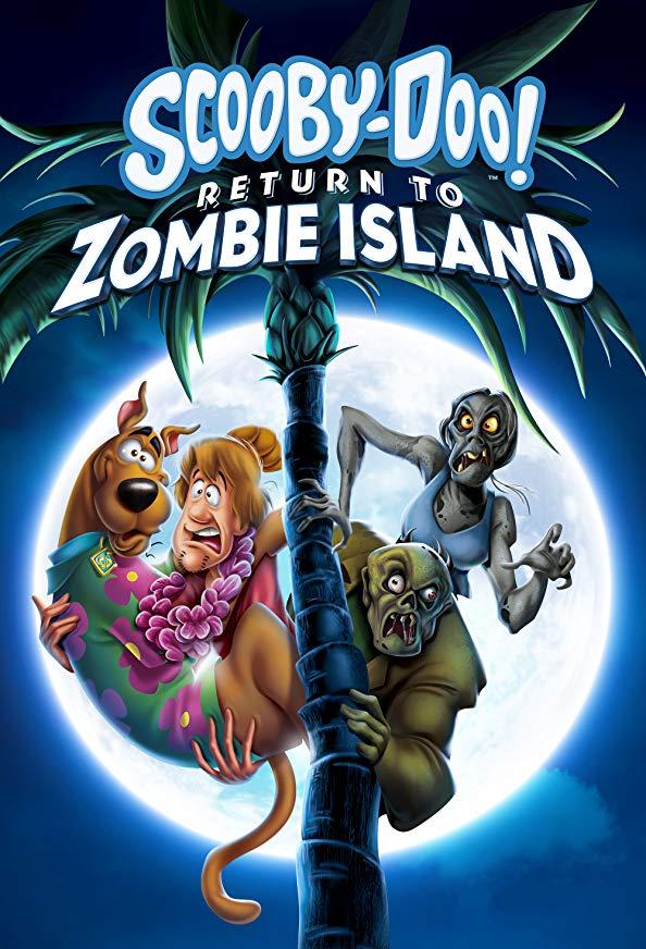 Scooby-Doo: Return to Zombie Island kapak