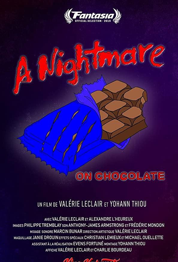 A Nightmare on Chocolate kapak