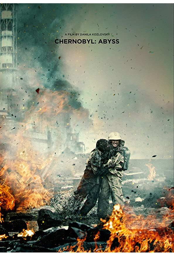 Chernobyl. Abyss kapak