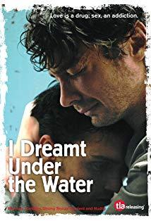 I Dreamt Under the Water kapak
