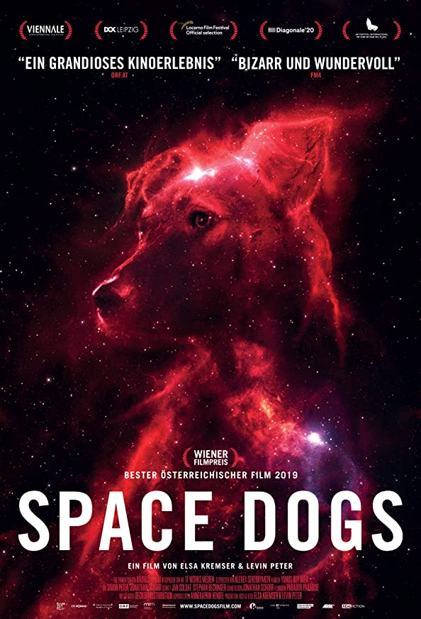 Space Dogs kapak