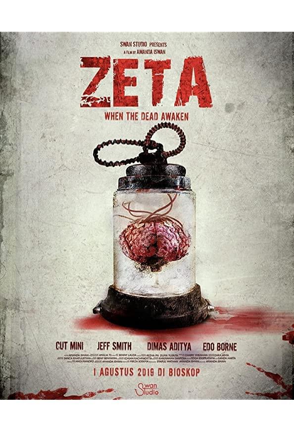 Zeta: When the Dead Awaken kapak