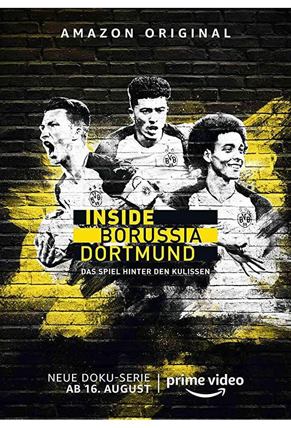 Inside Borussia Dortmund kapak