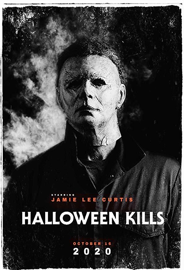 Halloween Kills kapak