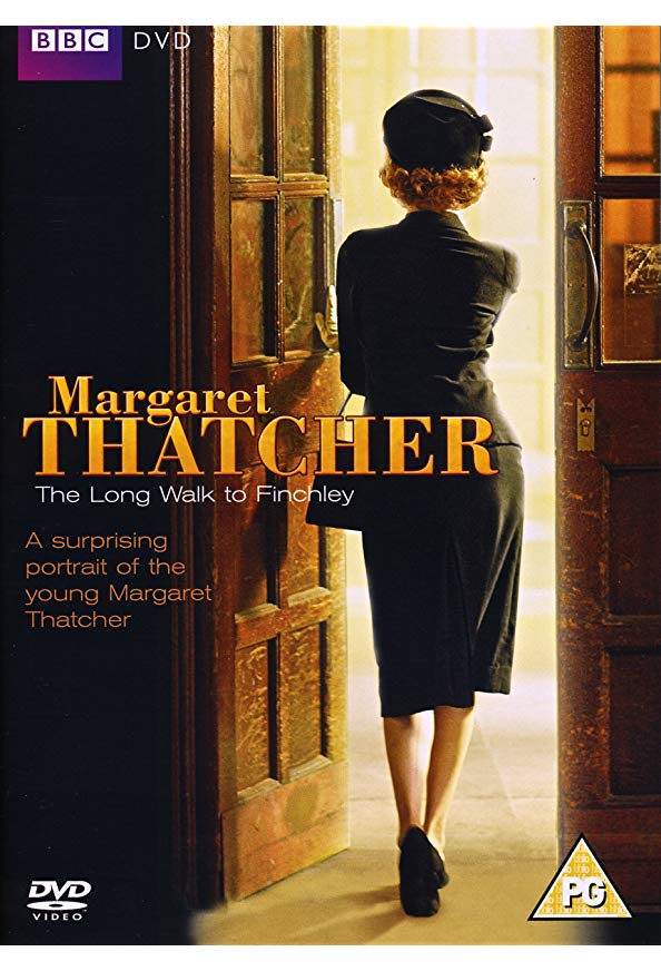 Margaret Thatcher: The Long Walk to Finchley kapak