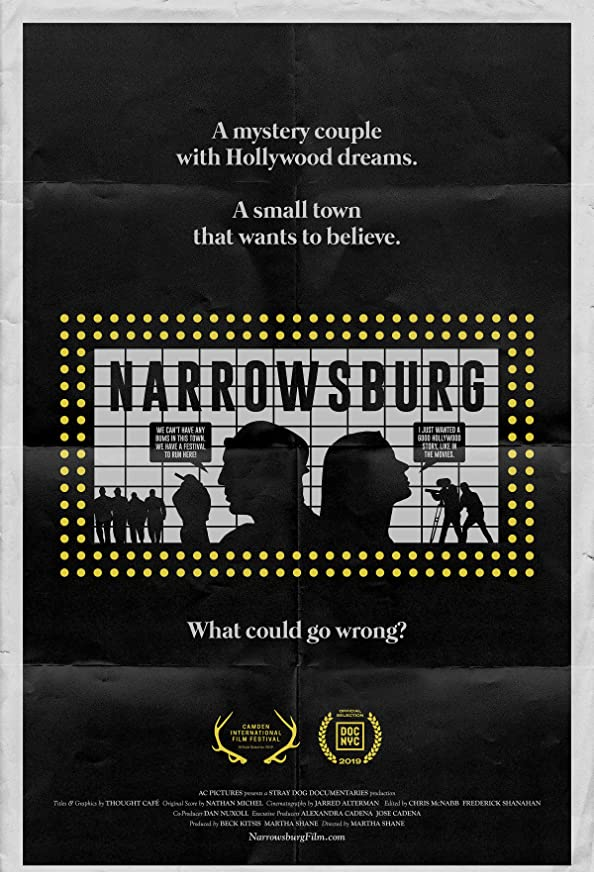 Narrowsburg kapak