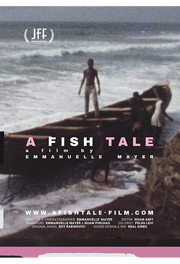 A Fish Tale kapak