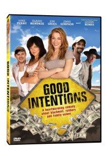 Good Intentions kapak