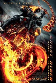 Ghost Rider: Spirit of Vengeance kapak