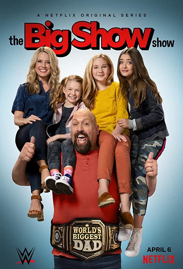 The Big Show Show kapak