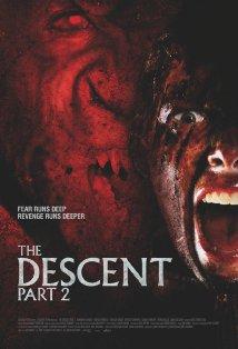 The Descent: Part 2 kapak