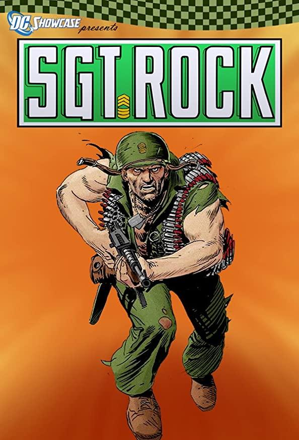 Sgt. Rock kapak