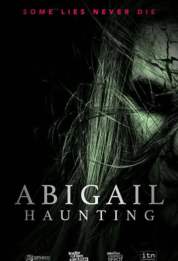 Abigail Haunting kapak