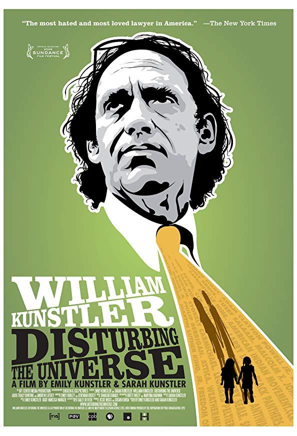 William Kunstler: Disturbing the Universe kapak