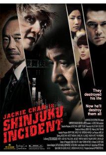 Shinjuku Incident kapak
