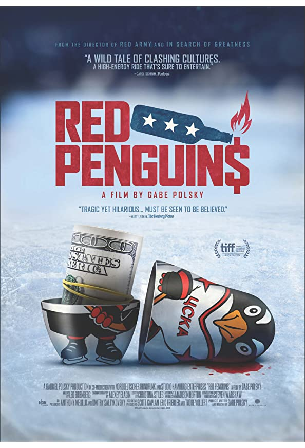 Red Penguins kapak