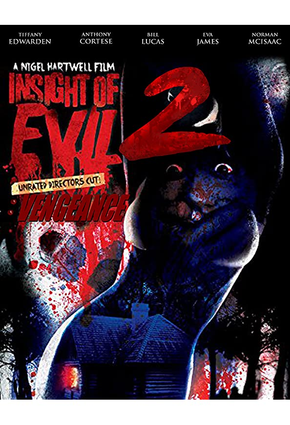 Insight of Evil 2: Vengeance kapak