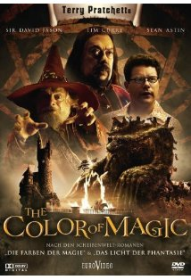 The Colour of Magic kapak