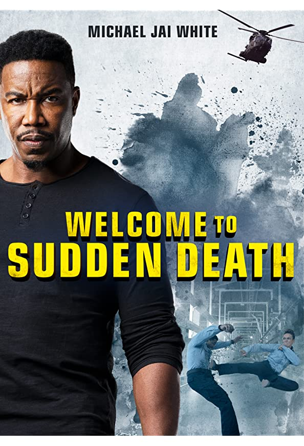 Welcome to Sudden Death kapak