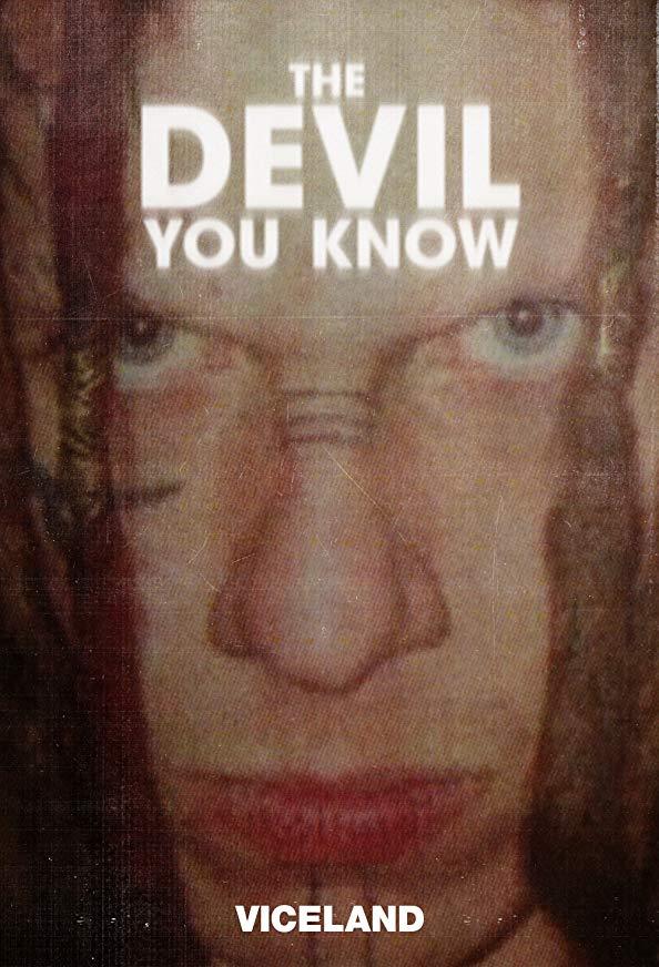The Devil You Know kapak