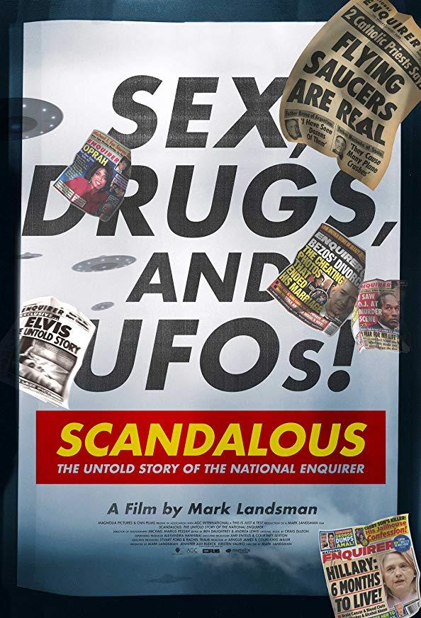 Scandalous kapak