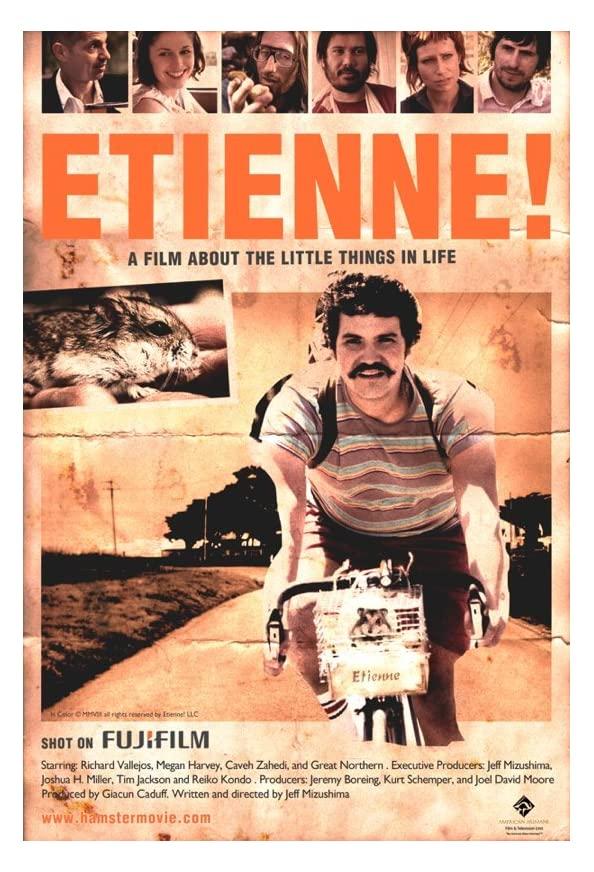 Etienne! kapak